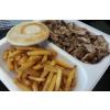 Kip Gyros Schotel + Griekse Pita